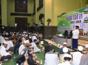 Pemda Kampar Peringati Malam Nuzul Qur an