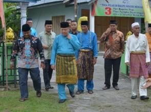 Bersempena Idul Fitri Masyarakat Persukuan Melayu Bawi Gelar Silaturrahmi