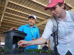 Mahasiswa Wharton School dan SMU Pelajari Praktik Sustainability APRIL