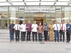 Komisi C DPRD Bengkalis Segera Rampungkan Ranperda Penambahan Modal Untuk Bank Riau Kepri