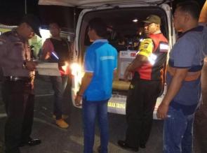 Cegah Kriminalitas, Jajaran Polres Kampar kembali Gelar Ops Cipkon Serentak saat Malam Minggu