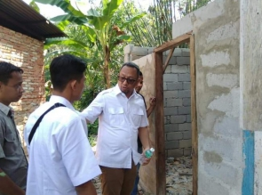 Yuyun Hidayat : Kabupaten Kampar Dapat 283 Rumah Layak Huni APBD Riau 2020