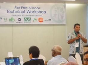Perusahaan di Sumatera dan Kalimantan Paparkan Program Cegah Karhutla