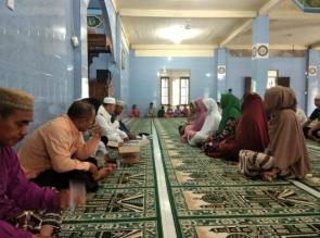 Gadis Desa Ucapkan Dua Kalimat Syahadat Di Masjid