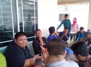Team Sahabat Karib Syamsuar - Edy Natar Siap Memenangkan di Kota Sagu