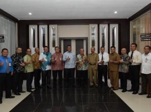 Pemkab Bintan Perkuat Sinergi Dengan Bank Riau Kepri