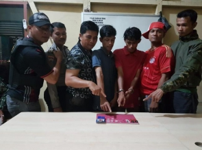 Pesta Shabu di Pondok Kebun Durian, 2 Warga Desa Sawah Diringkus Polisi