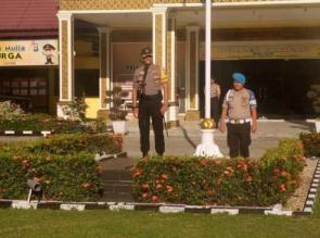 580 Personel Gabungan Amankan 1.318 TPS di Kabupaten Kampar