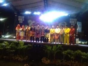 HUT Kampar ke-70 Grup Basiacuong Kecamatan Salo Juarai Perlombaan