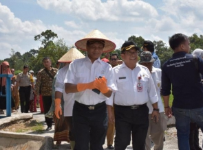Hakteknas ke-23, Kemenristekdikti Gelar Bhakti Teknologi Untuk Negeri di Kampar