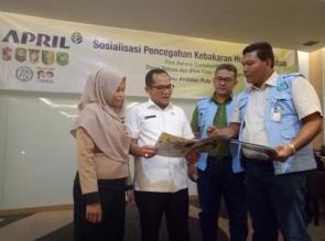 PT. RAPP Dan Disdik Riau Kerjasama Cegah Karhutla Sejak Dini