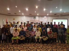Halal Bil Halal IKST 173,8 Km Jalan Tol Trans Sumatera Berada di Kampar