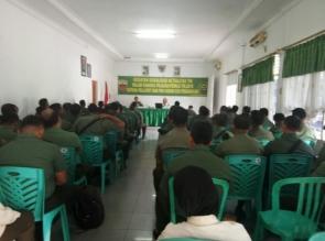 TNI Akan Sinergis  Bersama Panwaslu Menjaga Pelaksanaan Pilgub Riau