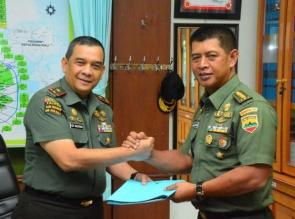 Brigjen Edy Natar Nasution, Resmi Pensiun Dari TNI