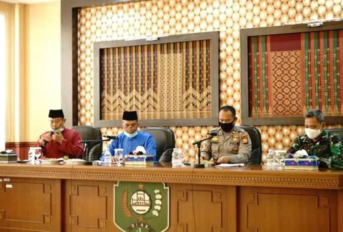 Peringatan HUT RI ke-75 di Kabupaten Siak Akan Dilaksanakan Khidmad dan Sederhana