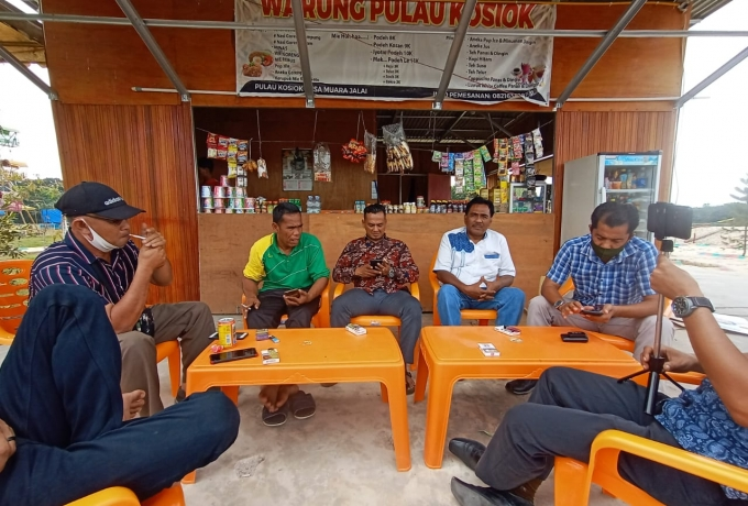 Konser LIDA di Pulau Kosiok Batal