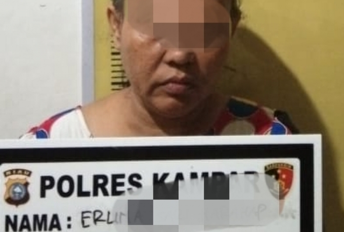 Oknum PNS Terlibat Penipuan Ditangkap Polsek Tapung Hulu