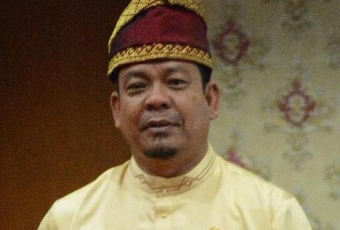 H. Syafaruddin Poti : Kita Minta Perusahaan Bantu Perbaikan Jalan Sontang, Duri-Rohul
