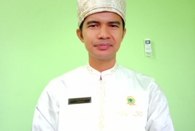 Humas Kemenag Kampar Terpilih Secara Aklamasi Menjadi Ketua Umum Pemuda Dewan Dakwah