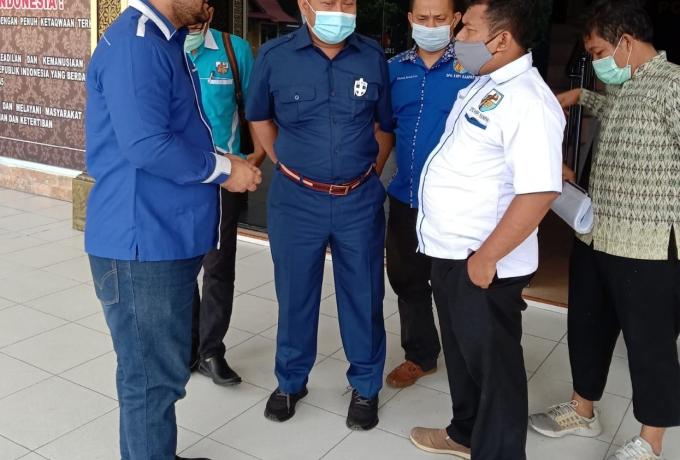 Ditunda Sementara, Bupati Kampar Siap Sukseskan Musda KNPI Kampar