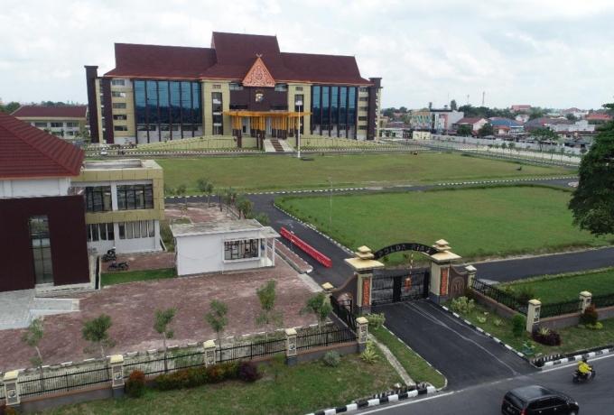 Resmikan Gedung Baru Mapolda Riau, Waka Polri Kenang Masa Kecilnya di Pekanbaru