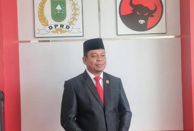 Gantikan Zukri, H. Syafaruddin Poti, SH Resmi Jabat Wakil Ketua DPRD Riau