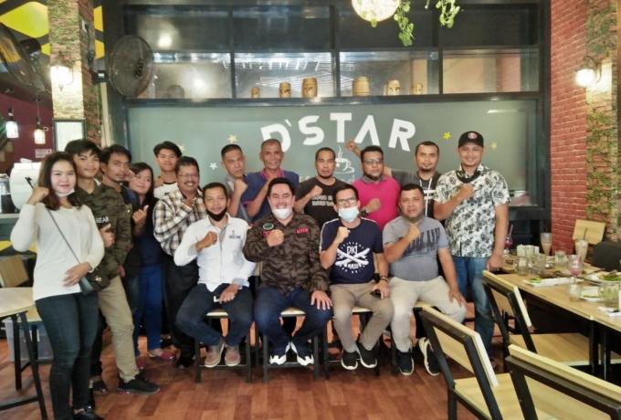 Pengkab PABSI Kampar Laksanakan Konsolidasi Pengurus Dan Silaturahmi Bersama Atlite