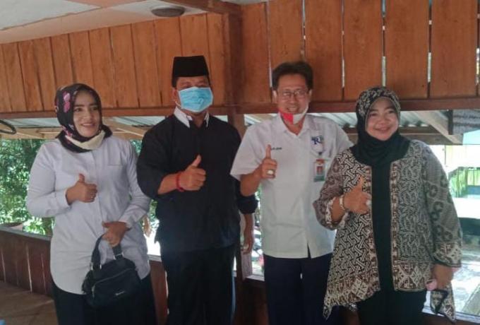 Waka DPRD Riau H. Syafaruddin Poti : Perumda RHJ Harus Menjadi Mesin Penggerak Sumber PAD Rohul