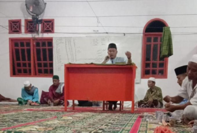 Dibulan Ramadhan Surau Al-Mudmainnah Buka Kholwat (Suluk) Toriqoh Naksyabandiah di Desa Ranah