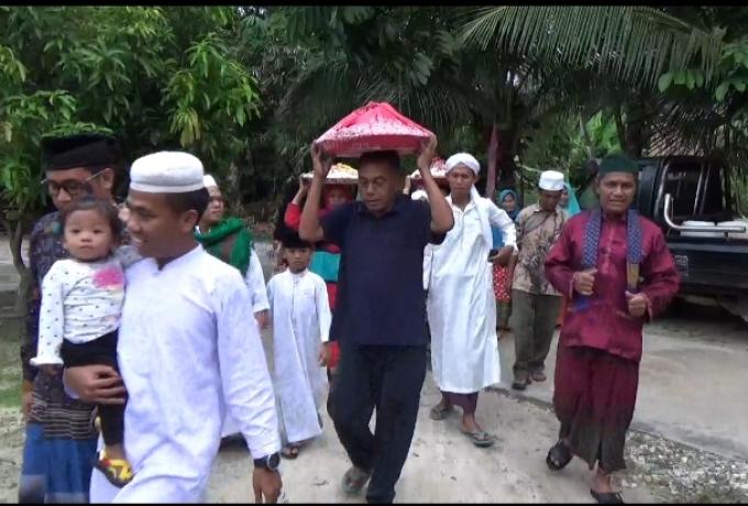 Surau Al-Mutmainnah Desa Ranah, Gelar Penutupan Khalwat (Suluk) Tarekat Naqsyabandiyah