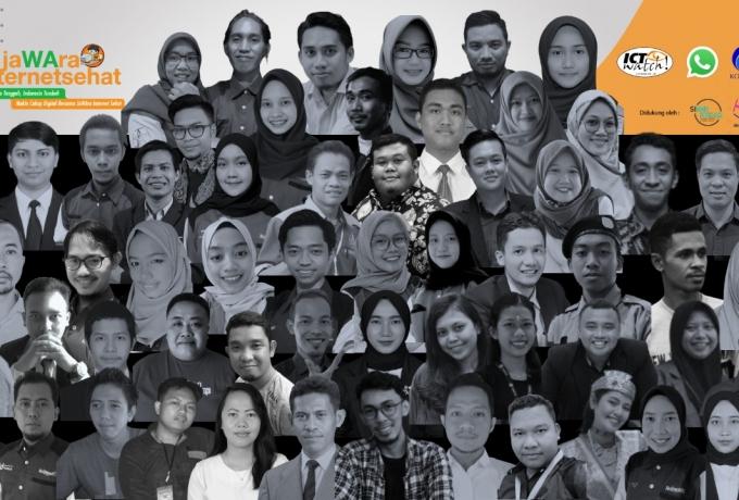 Andira DEC Pemuda Bengkalis dan 59 Aktivis Muda Indonesia Terpilih, Bersatu Gencarkan Edukasi