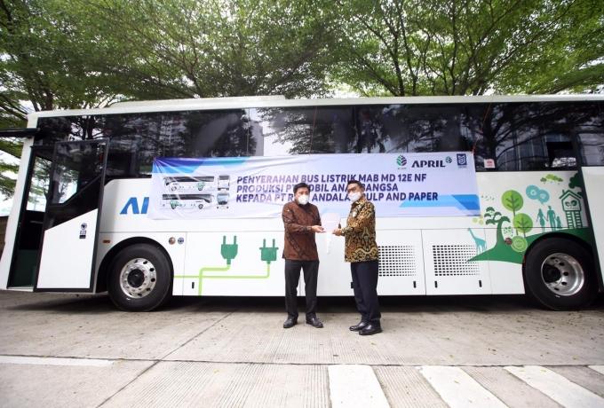 PT RAPP Siap Operasikan Bus Listrik Buatan Anak Bangsa