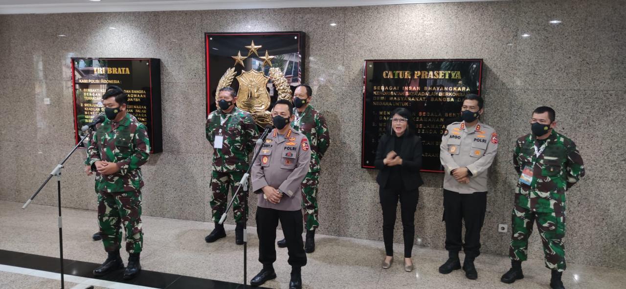 Rapim TNI-Polri 2021, Sinergitas Dukung Penanggulangan Covid-19 dan Pemulihan Ekonomi