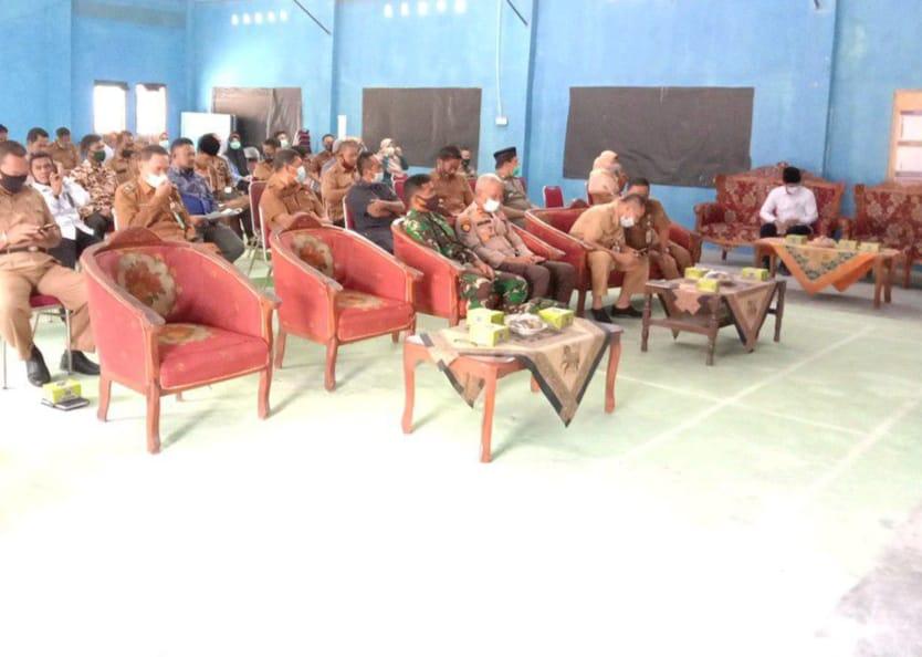 Serma Ali Irwanto, Wakili Danramil 07/Kampar Dalam Acara Musrenbang Tingkat Kecamatan