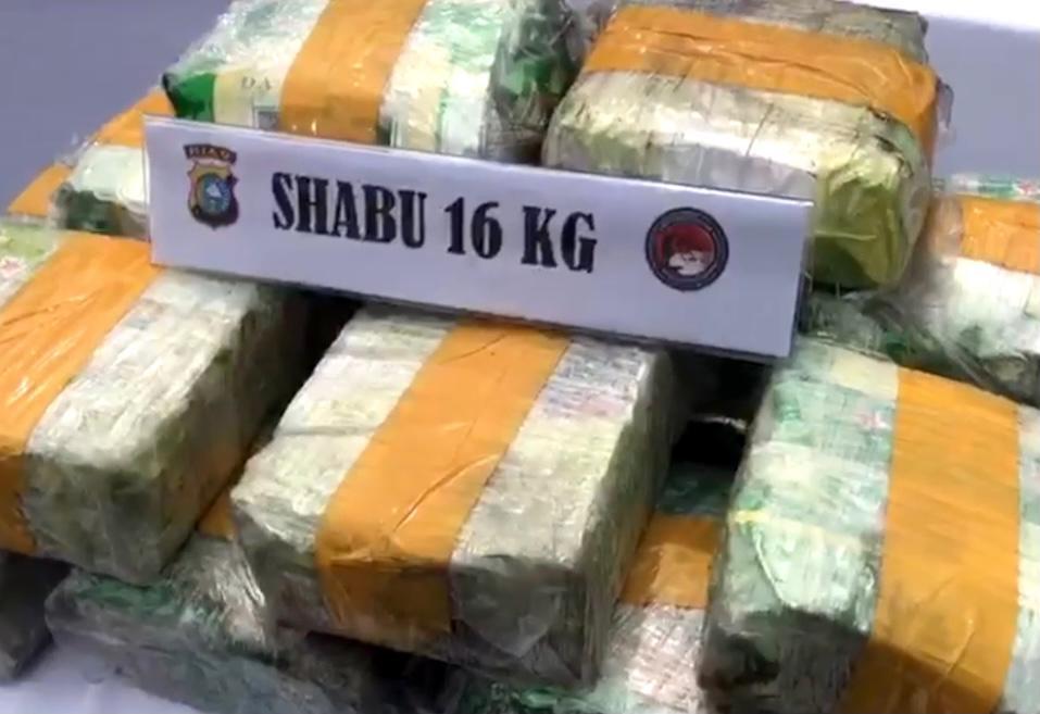 Bawa Sabu 16 Kilogram, Selain Dipecat Kompol IZ Divonis Hakim Hukuman Penjara Seumur Hidup
