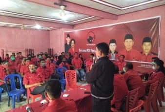 Menangkan H. Zukri - Nasar, PDI Perjuangan Akan Gelar Konsolidasi Hingga Seluruh Kecamatan di Pelala