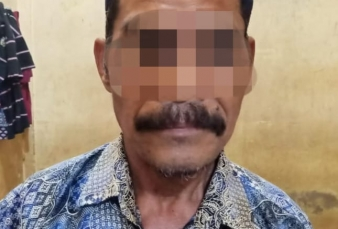 2 Kali Tak Penuhi Panggilan, Pelaku Penganiayaan ini Dijemput Paksa Tim Penyidik Polsek Tapung