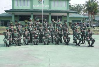 Irdam I/BB Brigjen TNI Gamal Haryo Putro S.I.P,M. Hum,M. S.S : Tingkatkan Hal Hal yang Sudah Baik di