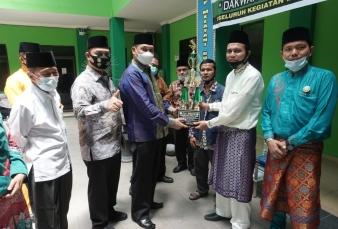 Dandim 0313/KPR Hadiri Milad Dewan Dakwah Islam Indonesia Ke-54 dan Milad Dewan Dakwah Kampar ke-1