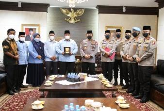 Kapolri Listyo Sigit Rangkul Pemuda Masjid Lawan Radikalisme dan Intoleransi
