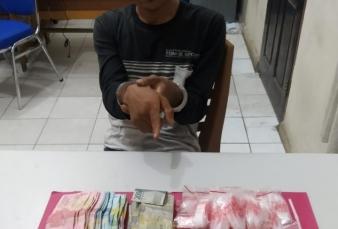 Tim Ojoloyo Resnarkoba Polres Kampar Kembali Ringkus Pengedar Narkoba