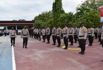 Polda Riau Siap Amankan PSU (Pemungutan Suara Ulang) Di Inhu dan Rohul
