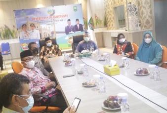 Kabupaten Siak Kembali Meraih Penghargaan Kota Layak Anak (KLA)  Kategori Nindya