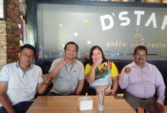 KNPI Kampar Sampaikan Apresiasi Kepada Maharani Ratu Medali Emas PON XX Tahun 2021 Papua